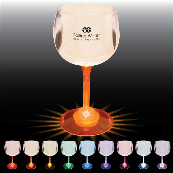 Acrylic Light-Up Goblet