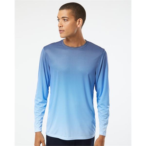 Paragon Barbados Performance Pin Dot Long Sleeve T-Shirt