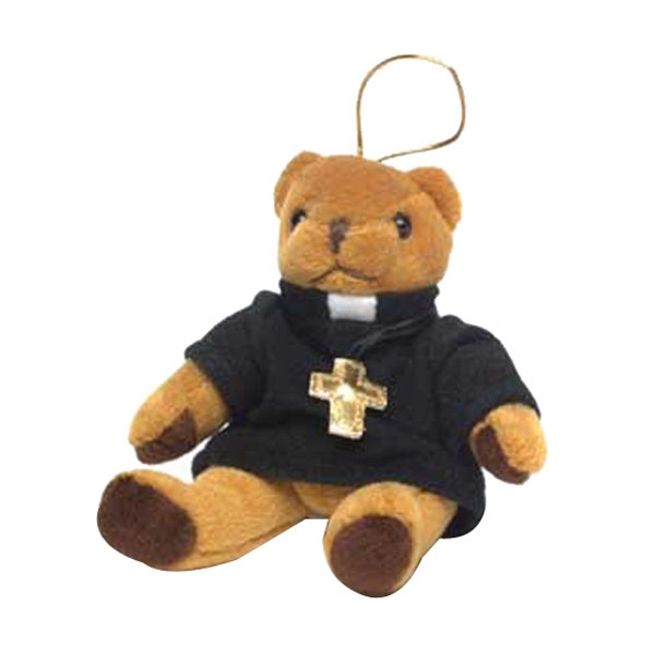 "6"" Priest Bear"