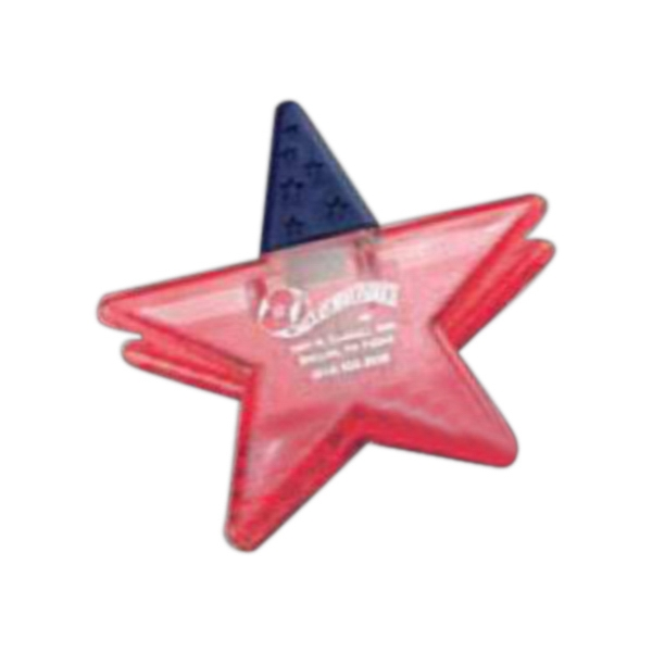 Designer Star Clip - Designer Clip With Magnet Photo