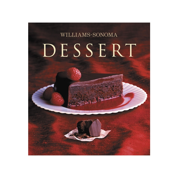 William-sonoma - Dessert - Williams-sonoma Cookbooks Photo