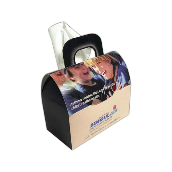 Sniftypak (tm) - Facial Tissue Novelty Doctor Bag Shaped Tissue Box Photo