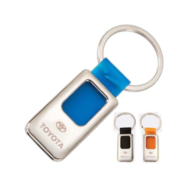 Metal Key Tag