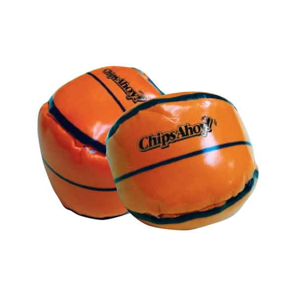 "Basketball Style Bean Bag Ball. 2"" Photo"