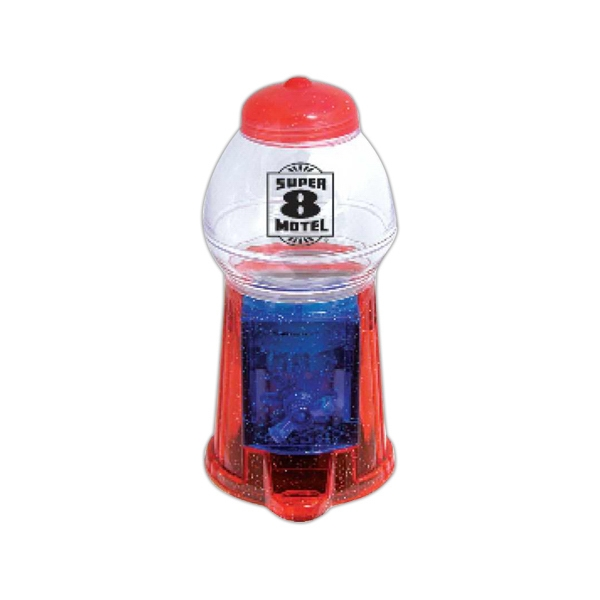 Mini Glitter Bubble Gum Machine, Can Be Used For Candy As Well Photo