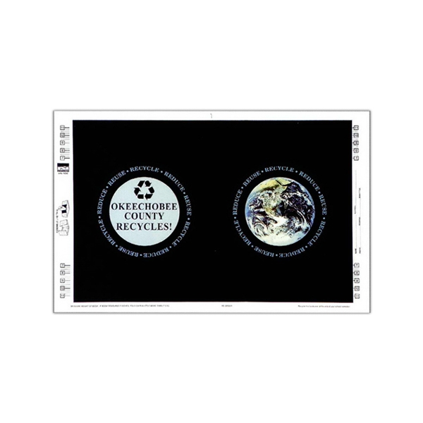 School Book Cover With Stock Planet Earth Design Photo
