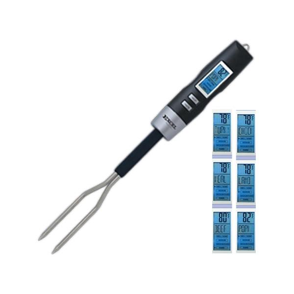 Temperature Fork