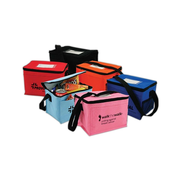 BASIC 6 CAN COOLER BAG-IMP