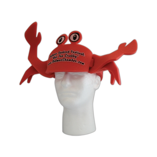 76d10ae2 Crab Foam Hat | Everything Branded USA