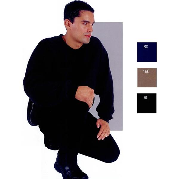 Men's Bonded Microfleece Pullover