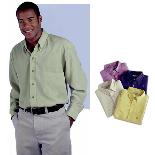 Men's Executive Two Tone Dress Shirt