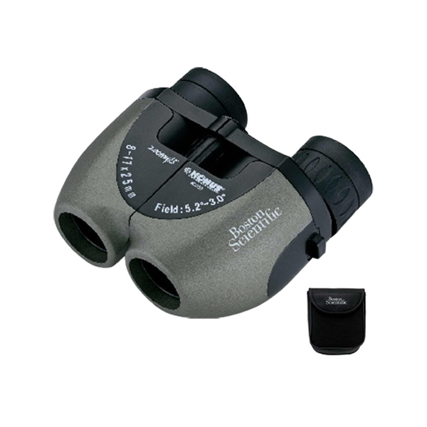 Konus;swiss Army (r) - Zoom Binoculars With 8 - 17 In 262' Field Of View At 1000 Yards At 8x Photo