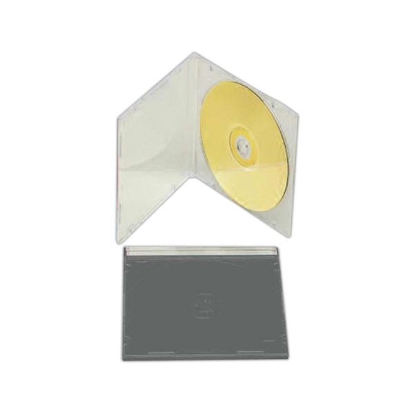 Super Maxi Slim Single Cd Jewel Case, 5.2 Mm Photo