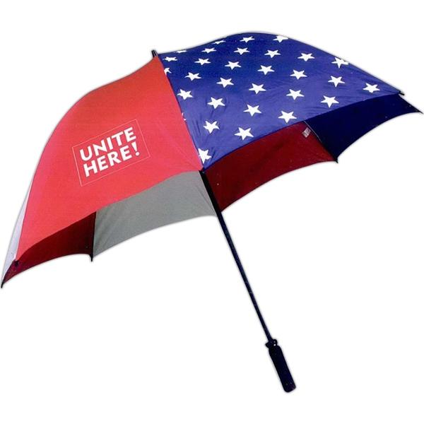 Domestic Fiberglass Golf Umbrella