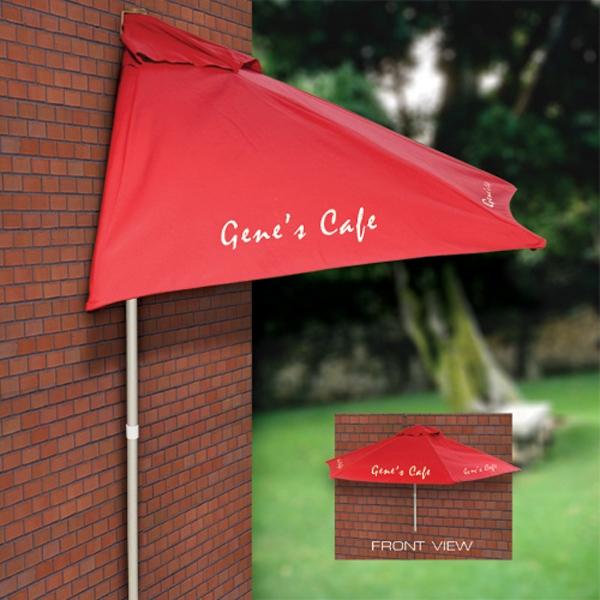Market Umbrella for Display or Sidewalk Cafe