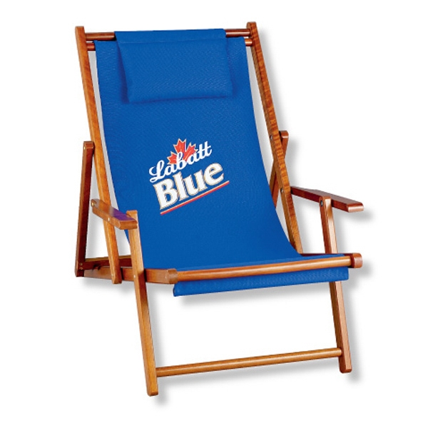 Wood Sling Chair