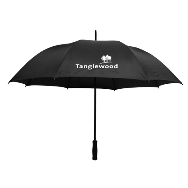 "Value Golf Umbrella Made Of Polyester, 58"" Arc Photo"