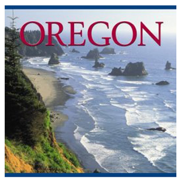 Photo America: Oregon - Beautiful And Affordable America Photo Series Books, Soft Cover, Oregon Photo