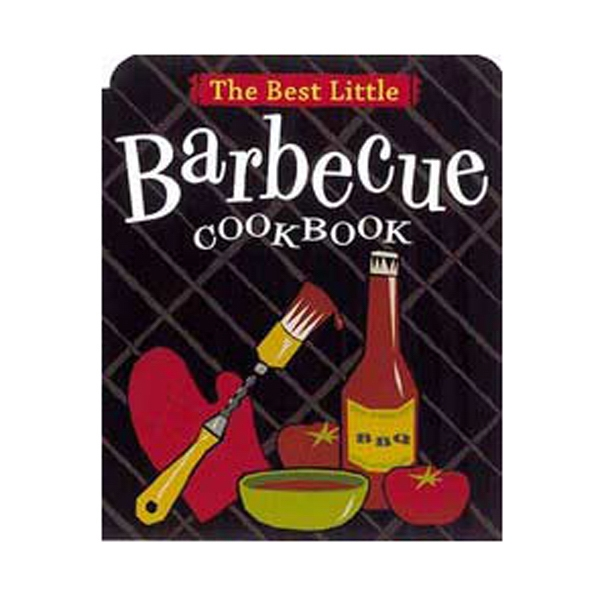 Best Little Barbecue Cookbook - Paperback Barbecue Cookbook, Blank Photo