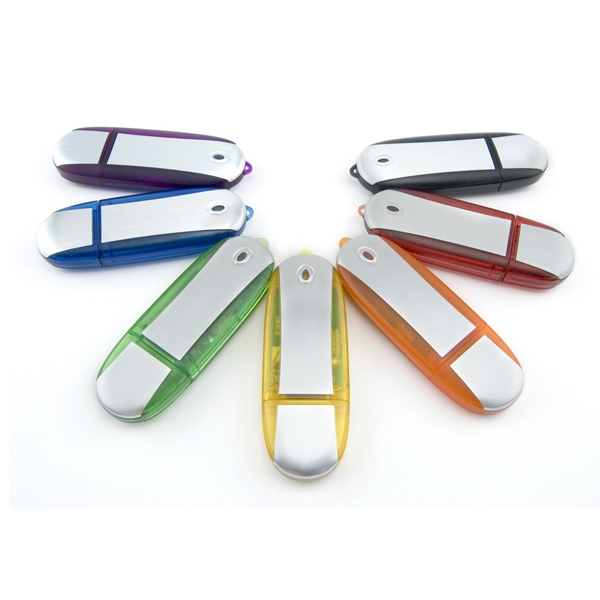 2gb - Metal Usb Drive 400 Global Saver Photo