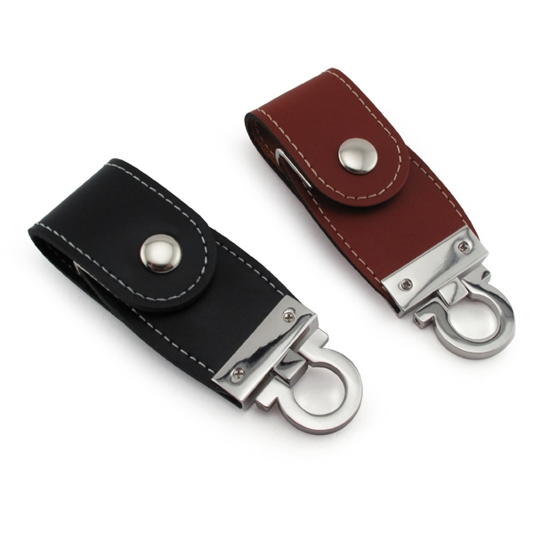 4gb - Leather Usb Drive 100 Photo