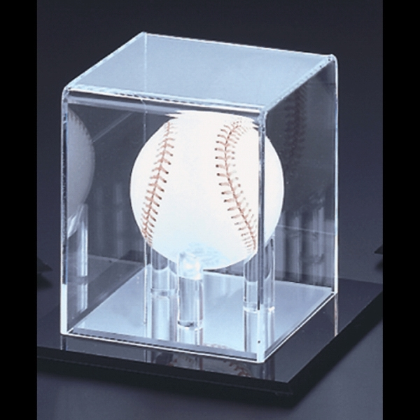Blank Goods. Acrylic Baseball Display Case Photo