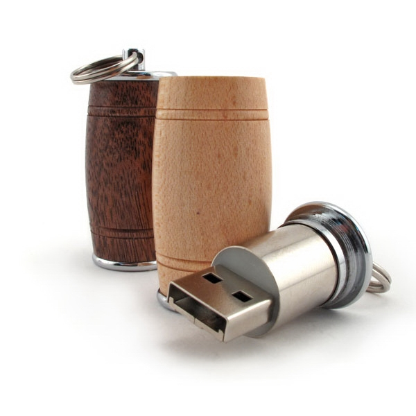 4gb - Barrel Usb Drive Photo