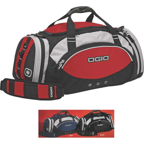 Ogio (r) All Terrain - Duffel Bag With Front Face Pocket, Side Storage Pocket Photo