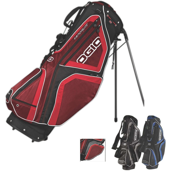 Ogio (r) Vaporlite - Golf Bag With Zippered Rain Hood, Fleece Line Valuable Pocket Photo