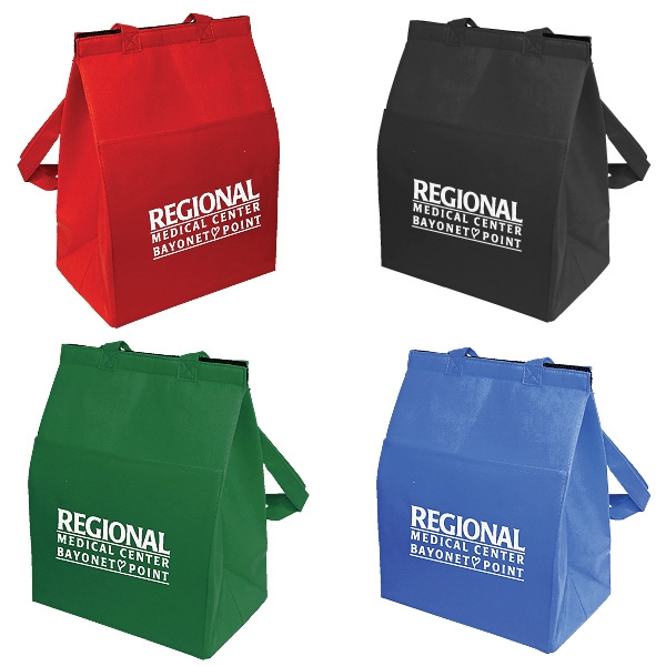 ICY NON-WOVEN COOLER TOTE-IMP
