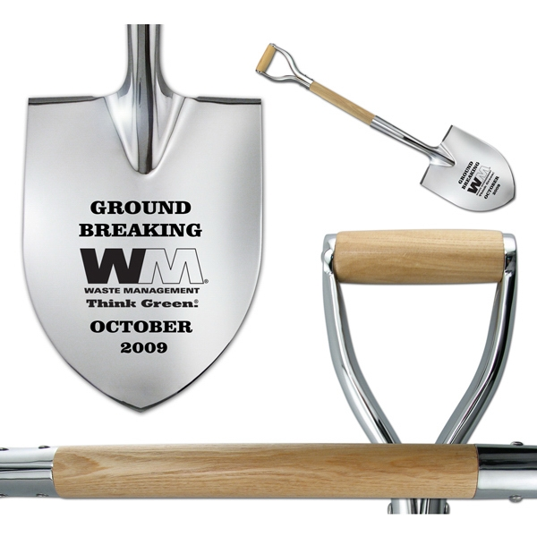 Ceremonial Shovels