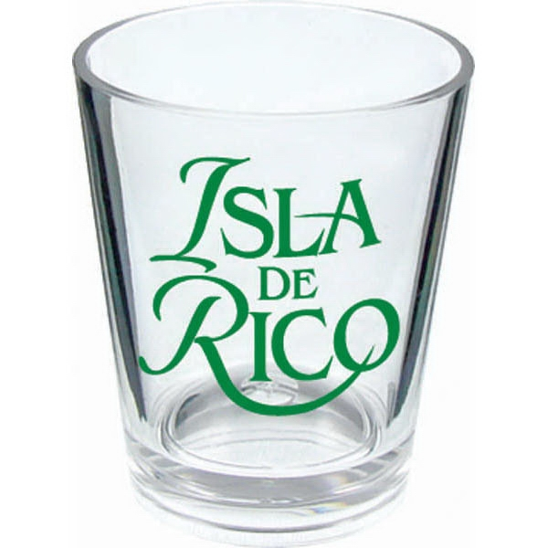 1.25 Oz - Shot Glass Made Of Styrene Photo