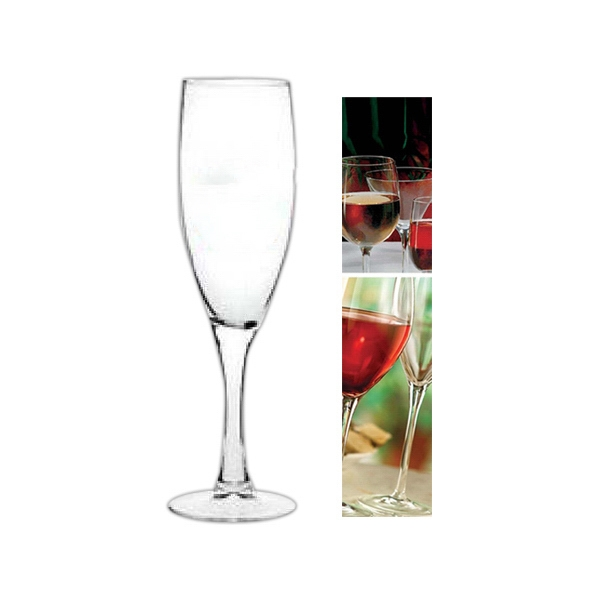 Nuance Clear Champagne Flute
