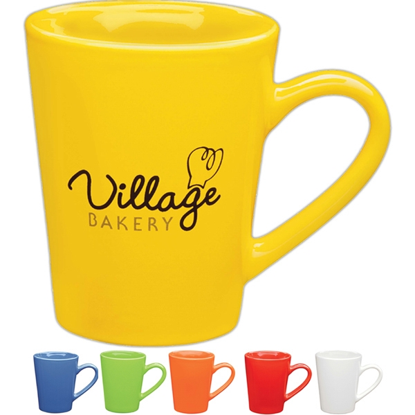 36-Hour Ceramic Color Mug - Free Rush! Photo
