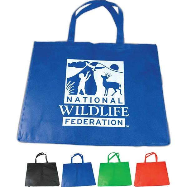 Earth Friendly Non-woven Polypropylene Tote Bag Photo