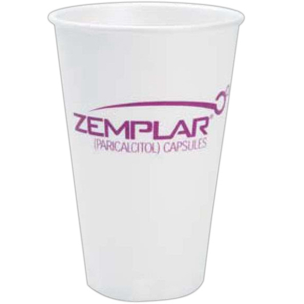 Trophy (r) High Lines - Hot Or Cold 16 Oz. Cups. Product Can Be Recycled Photo