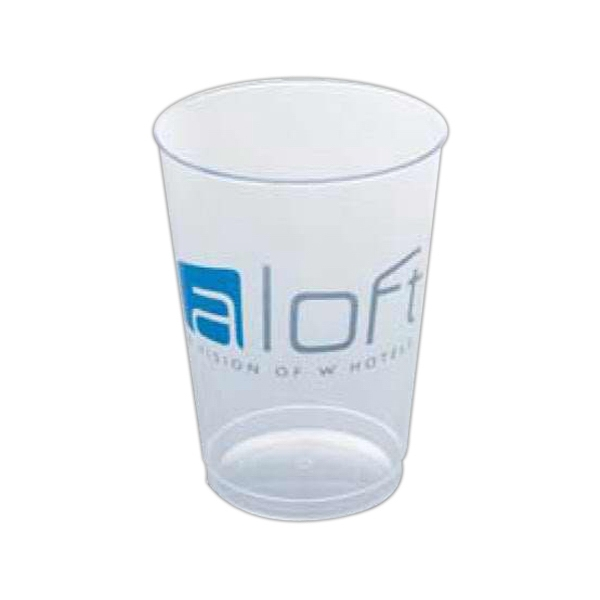 500 Line - Clear Plastic 7 Oz. Tumbler Photo