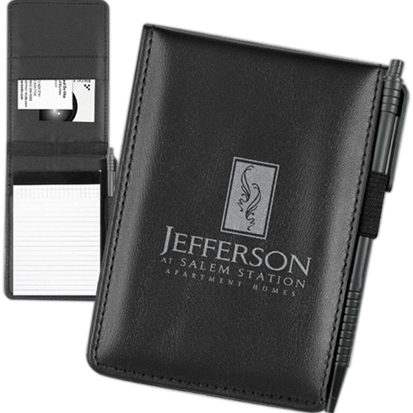 Mini Jotter With Durable Soft Touch Pvc Professional Cover Photo