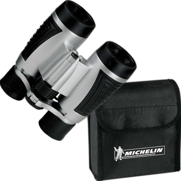 Binoculars With Case Photo