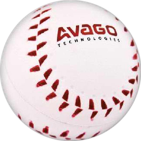 "Sports Stress Balls (Baseball 2.5"")"