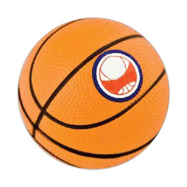 Sports Stress Balls (Basketball)