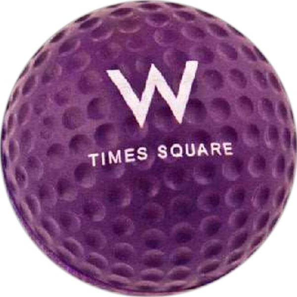 Sports Stress Balls (Golf ball)