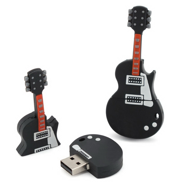 512mb - Guitar Usb Drive Photo