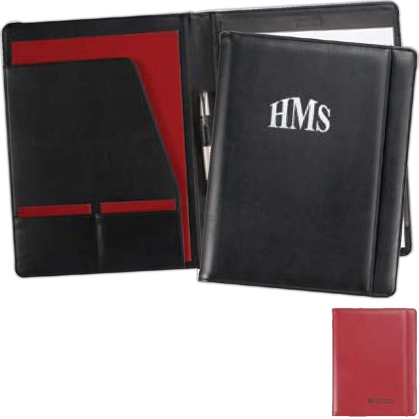 Milan Business Portfolio - Calfyhyde Premium Simulated Leather Business Portfolio Photo