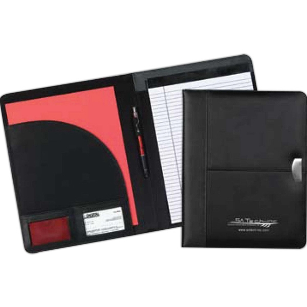 Achiever - Stylish Design, And Premium Bonded Leather Padfolio Photo