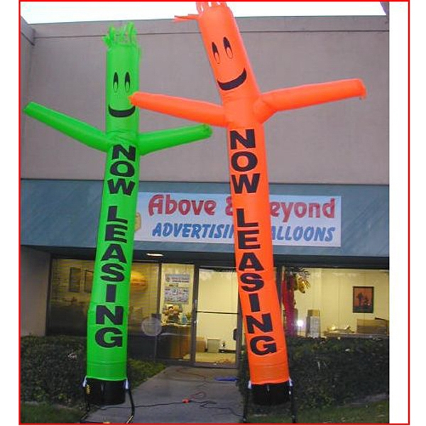 Inflatable Balloon Man Custom Dancer - Balloon Man Custom dancer, we can make most any design.