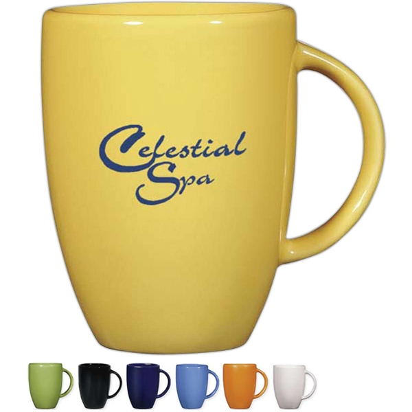 Europa - Colors - Ceramic 12 Oz. Mug Photo