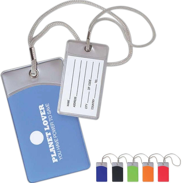 Mod - Luggage Tag Photo