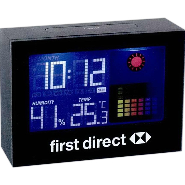 Solstice - Electronic Weather Station With Color Display Photo