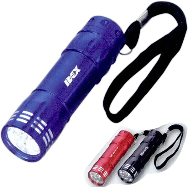 Tool Zone (tm) - Eight Led Flashlight Photo